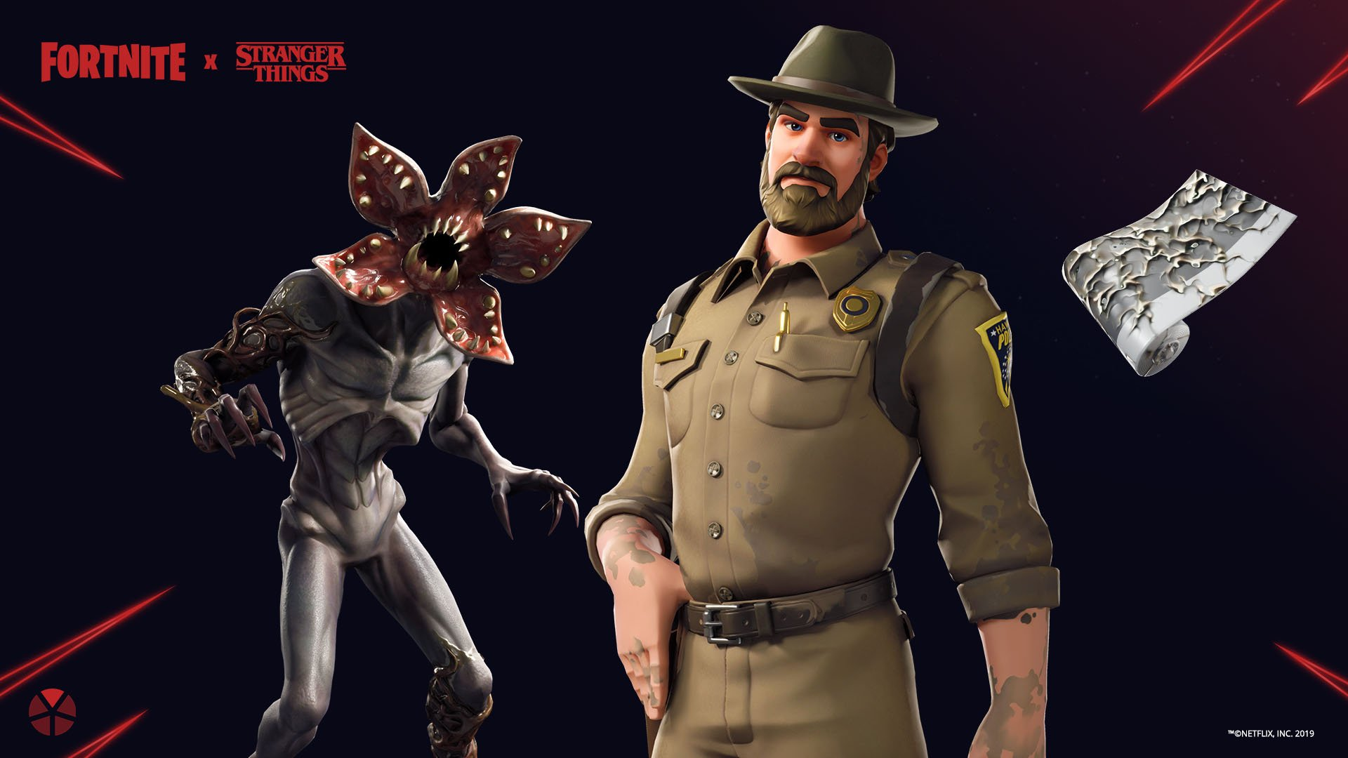 Current Daily Fortnite Item Shop: Fortnite Demogorgon Skin ...
