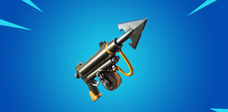 Fortnite Harpoon Gun