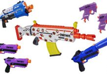 Fortnite Nerf Guns