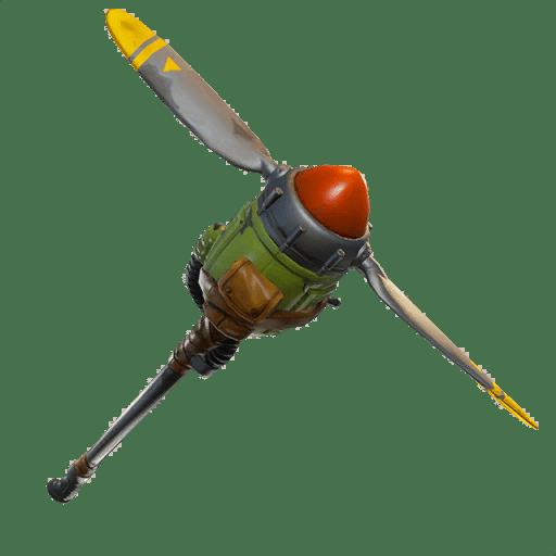 Fortnite Pickaxe - Propeller Axe