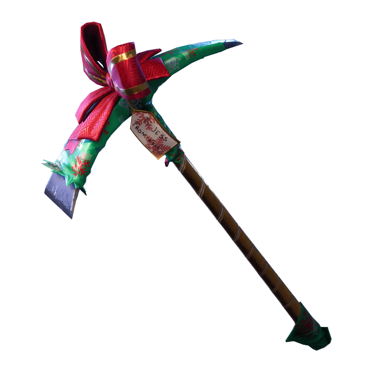 Fortnite Pickaxe - You Shouldn't Have!