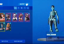 Fortnite Search Locker New Feature