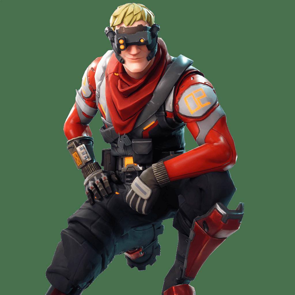 Fortnite Skin - Circuit Breaker