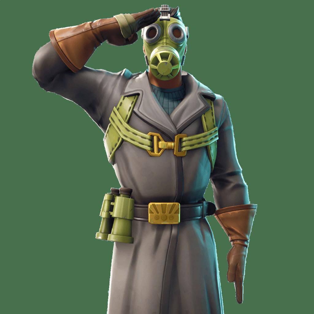Fortnite Skin - Sky Stalker