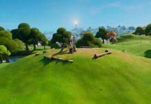 Fortnite Timber Tent