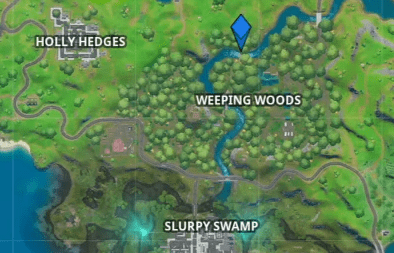 Fortnite Letter T Location Where To Find The Hidden