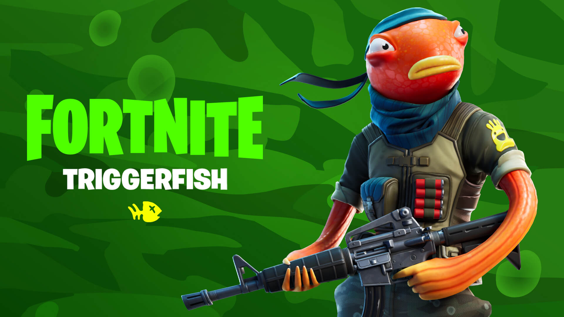 Fortnite Triggerfish Skin