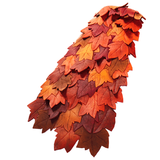 Fortnite v11.20 Leaked Back Bling - Autumn's Mantle