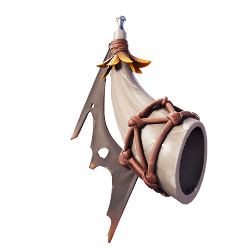 Fortnite v11.20 Leaked Back Bling - Hollow Horn