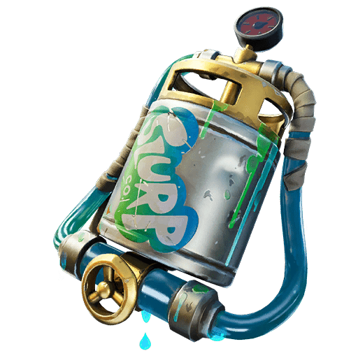 Fortnite v11.20 Leaked Back Bling - Juggus