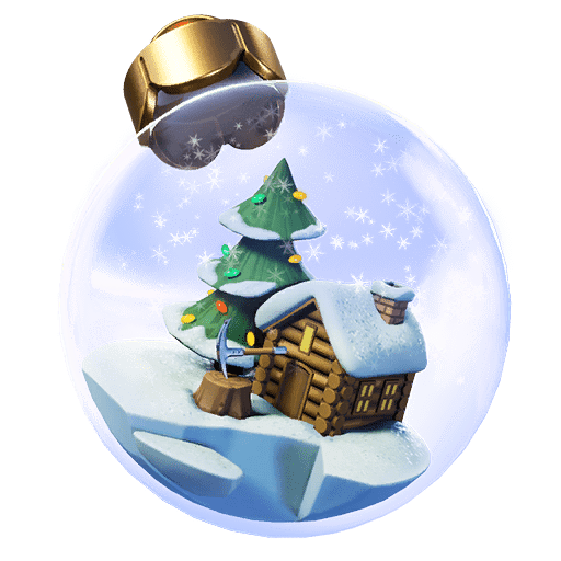 Fortnite v11.20 Leaked Back Bling - Ornament