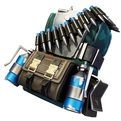 Fortnite v11.20 Leaked Back Bling - Wavepiercer