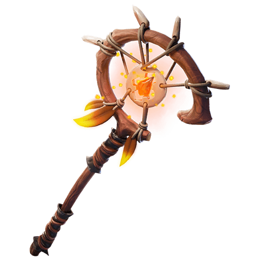Fortnite v11.20 Leaked Pickaxe - Bark Basher