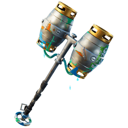 Fortnite v11.20 Leaked Pickaxe - Double Tap