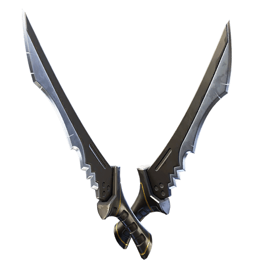Fortnite v11.20 Leaked Pickaxe - Silent Strike