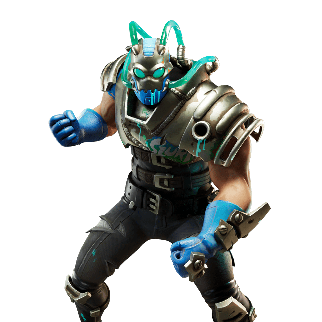 Fortnite v11.20 Leaked Skin - Big Chuggus