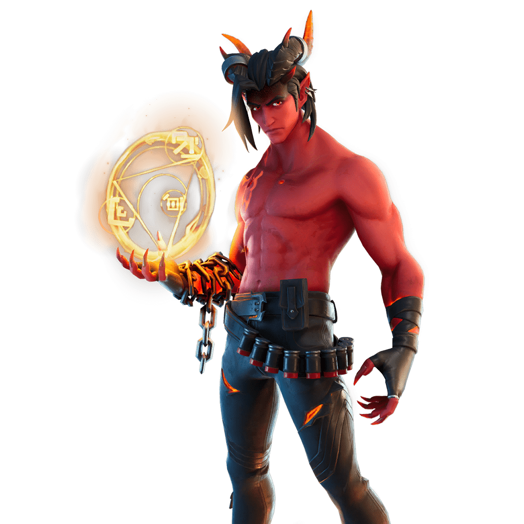 Fortnite v11.20 Leaked Skin - Dominion