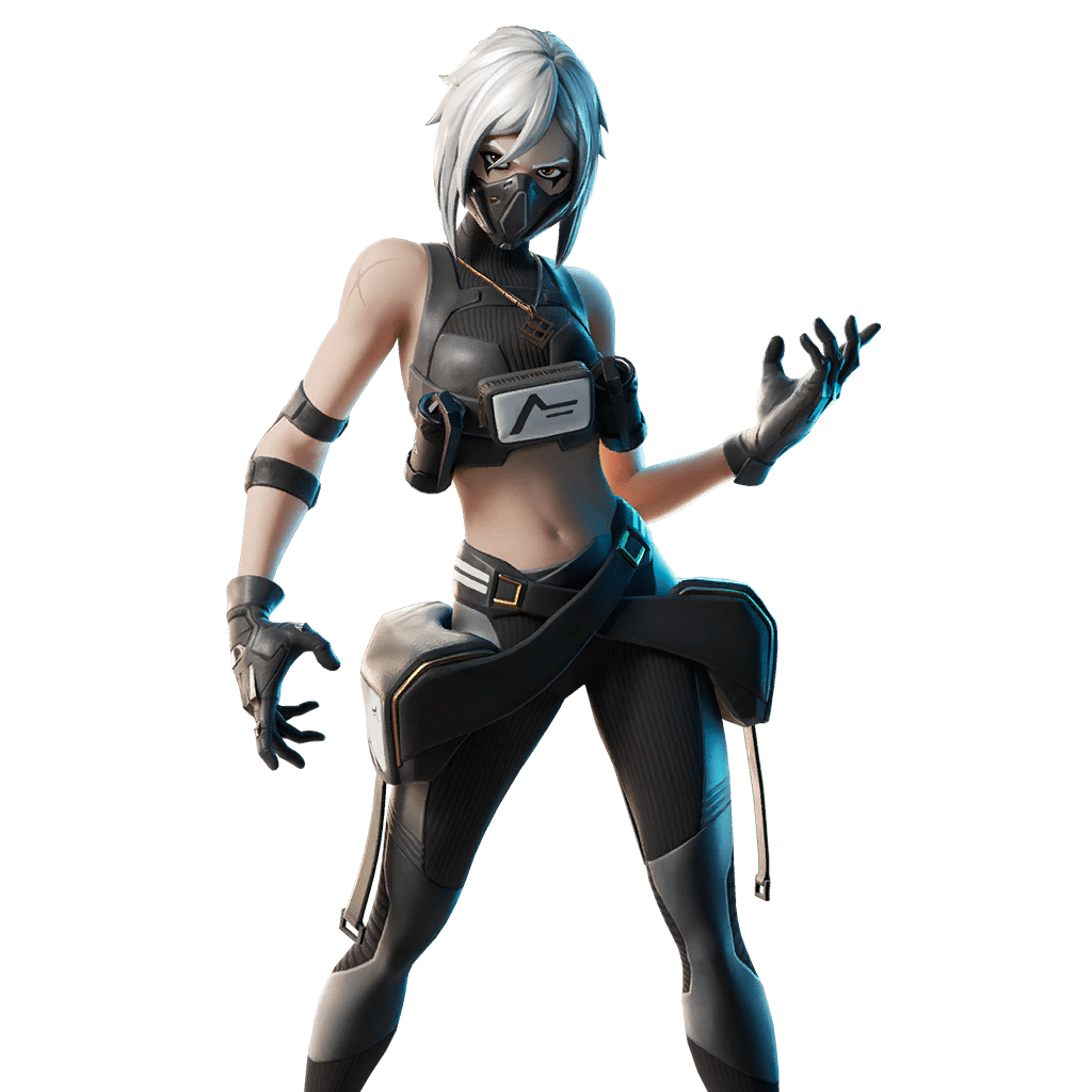 Fortnite v11.20 Leaked Skin - Hush