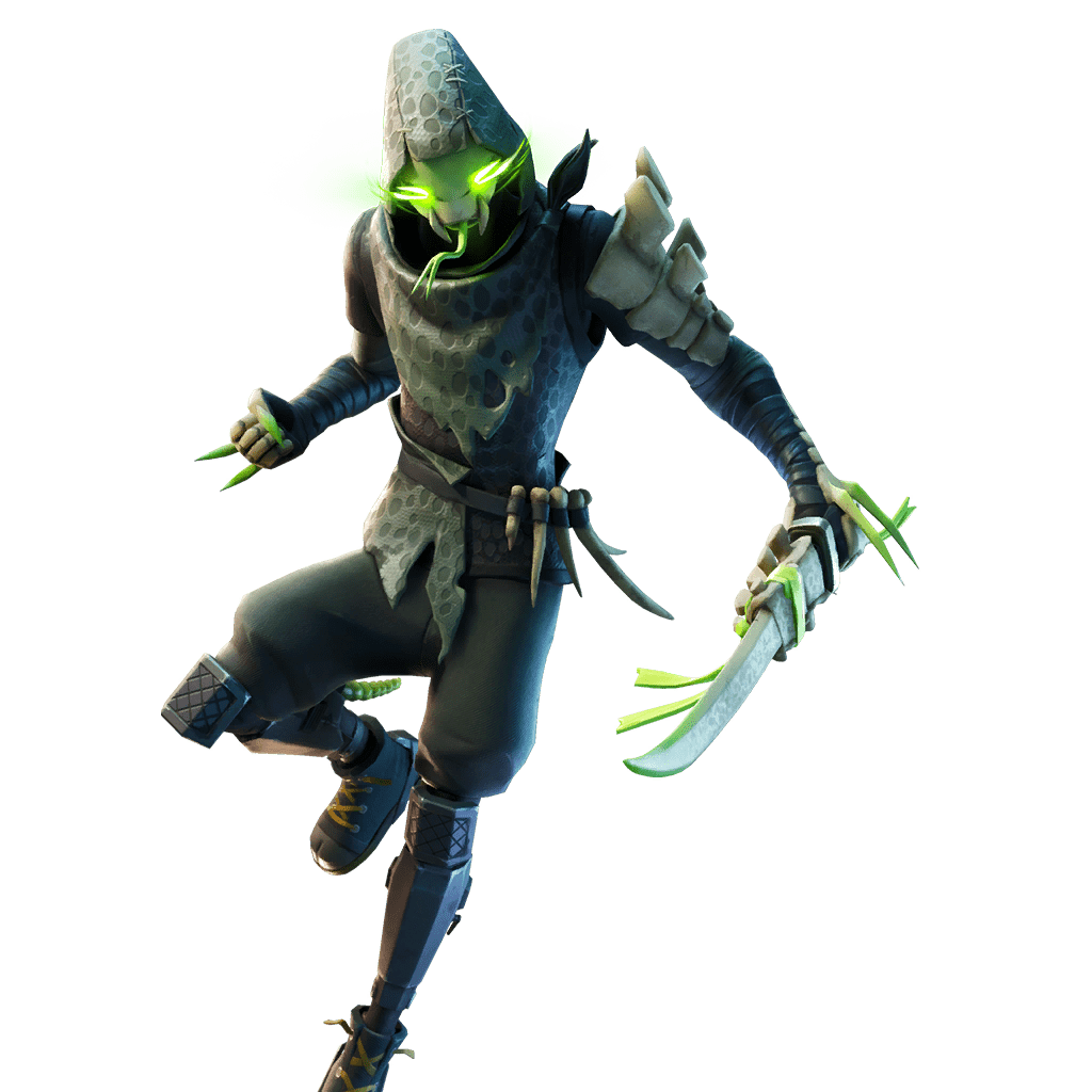 Fortnite v11.20 Leaked Skin - Sklaxis