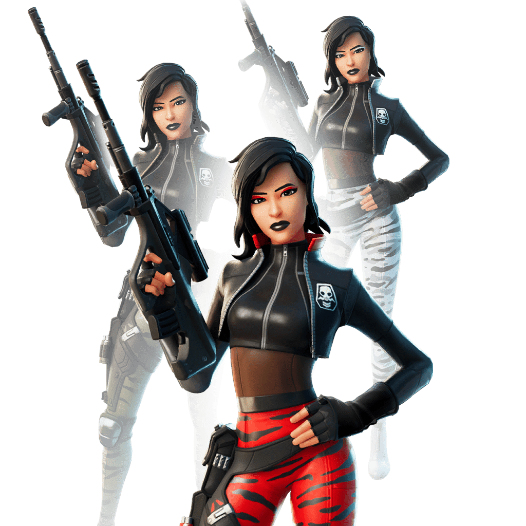 Fortnite Chapter 2 season 1 (season 11) secret Sorana skin