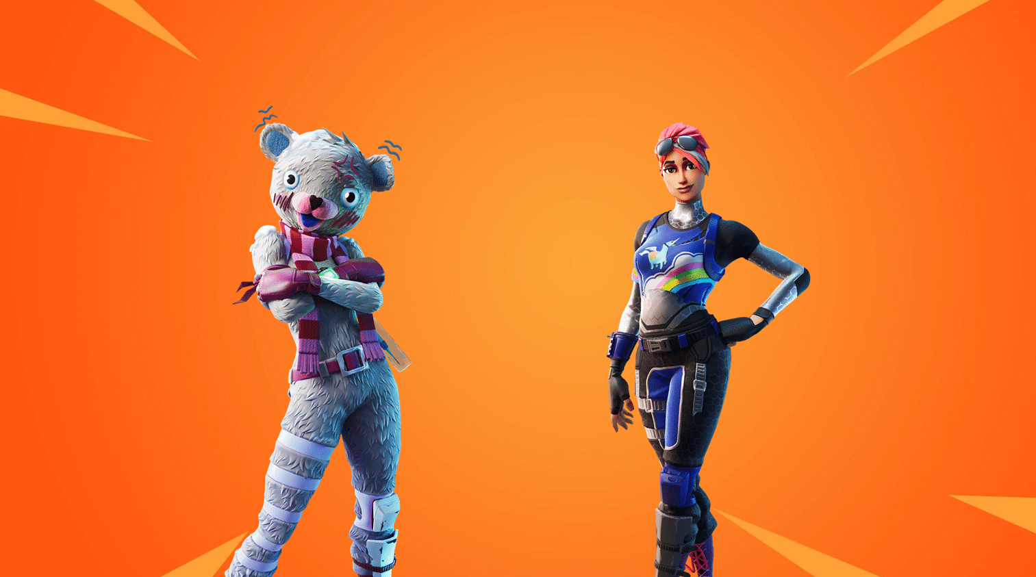 Leaked Fortnite Skins yet to be released