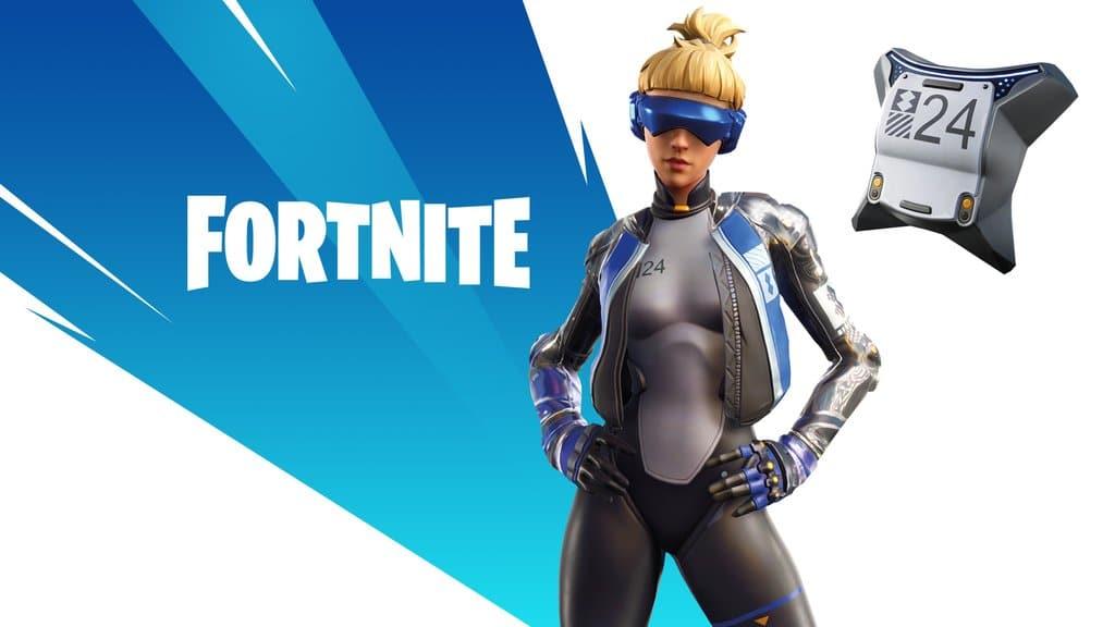 Neo Versa Fortnite Bundle