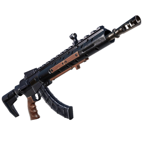 New Heavy Assault Rifle Fortnite Gun