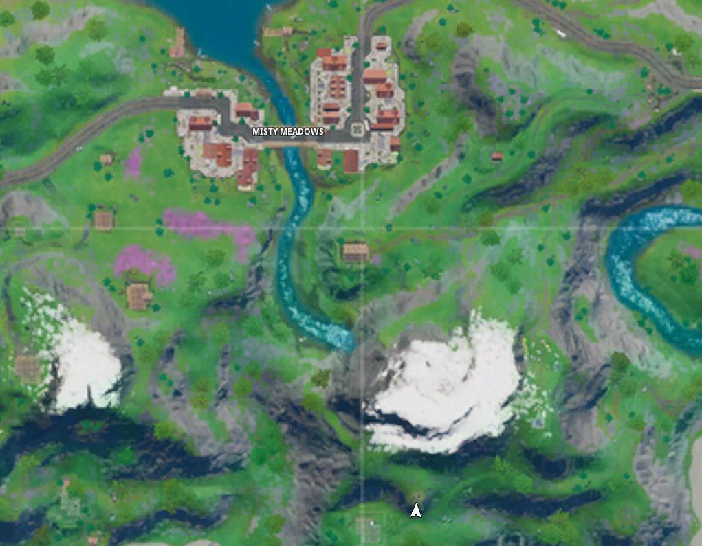 Pipeman Fortnite Location