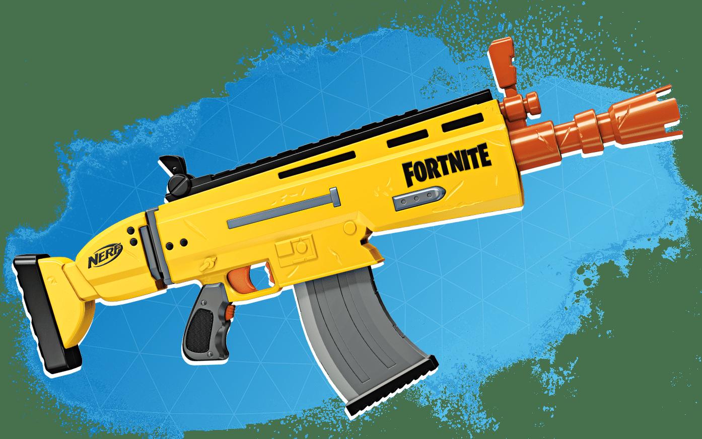 Scar Fortnite Sound Fortnite Nerf Guns All Currently Available Hasbro Fortnite Nerf Guns