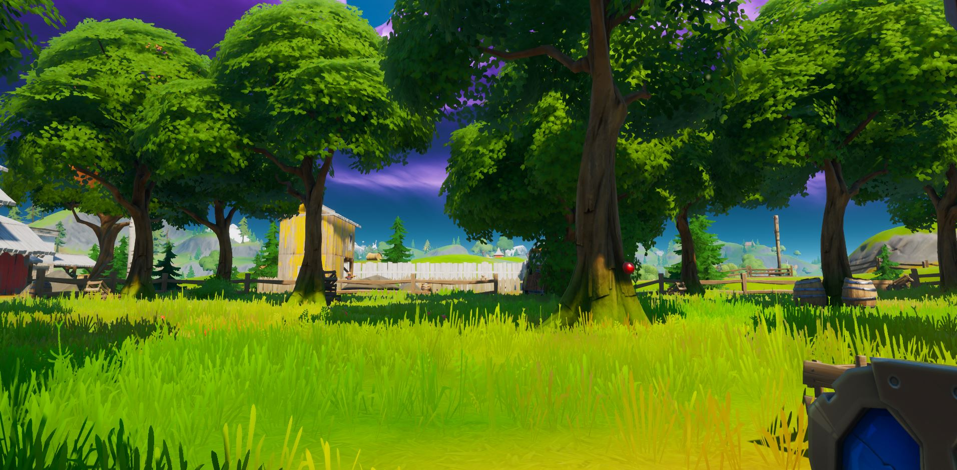 The Orchard Fortnite