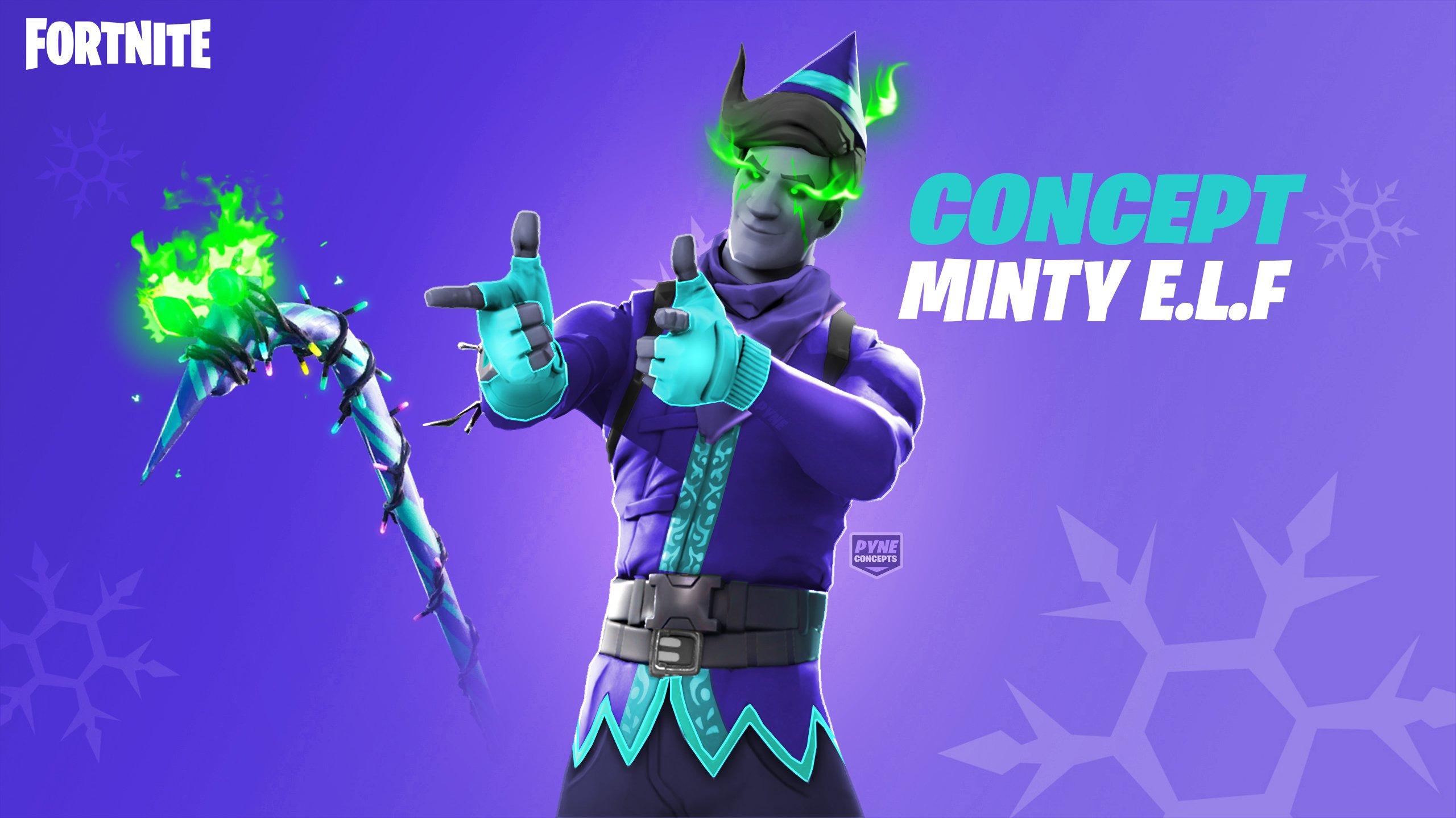 Codename E.L.F Minty Concept