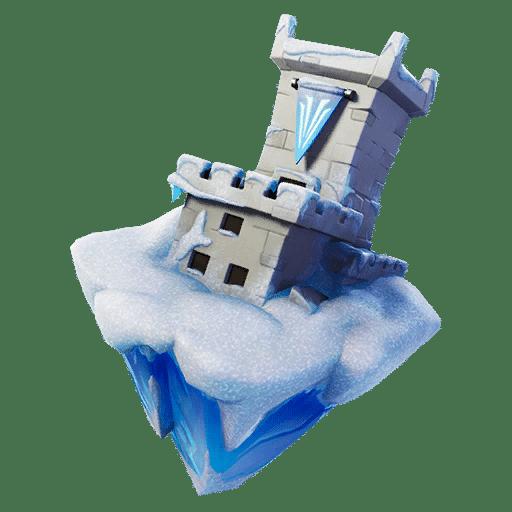 Fortnite Castle Peak Back Bling