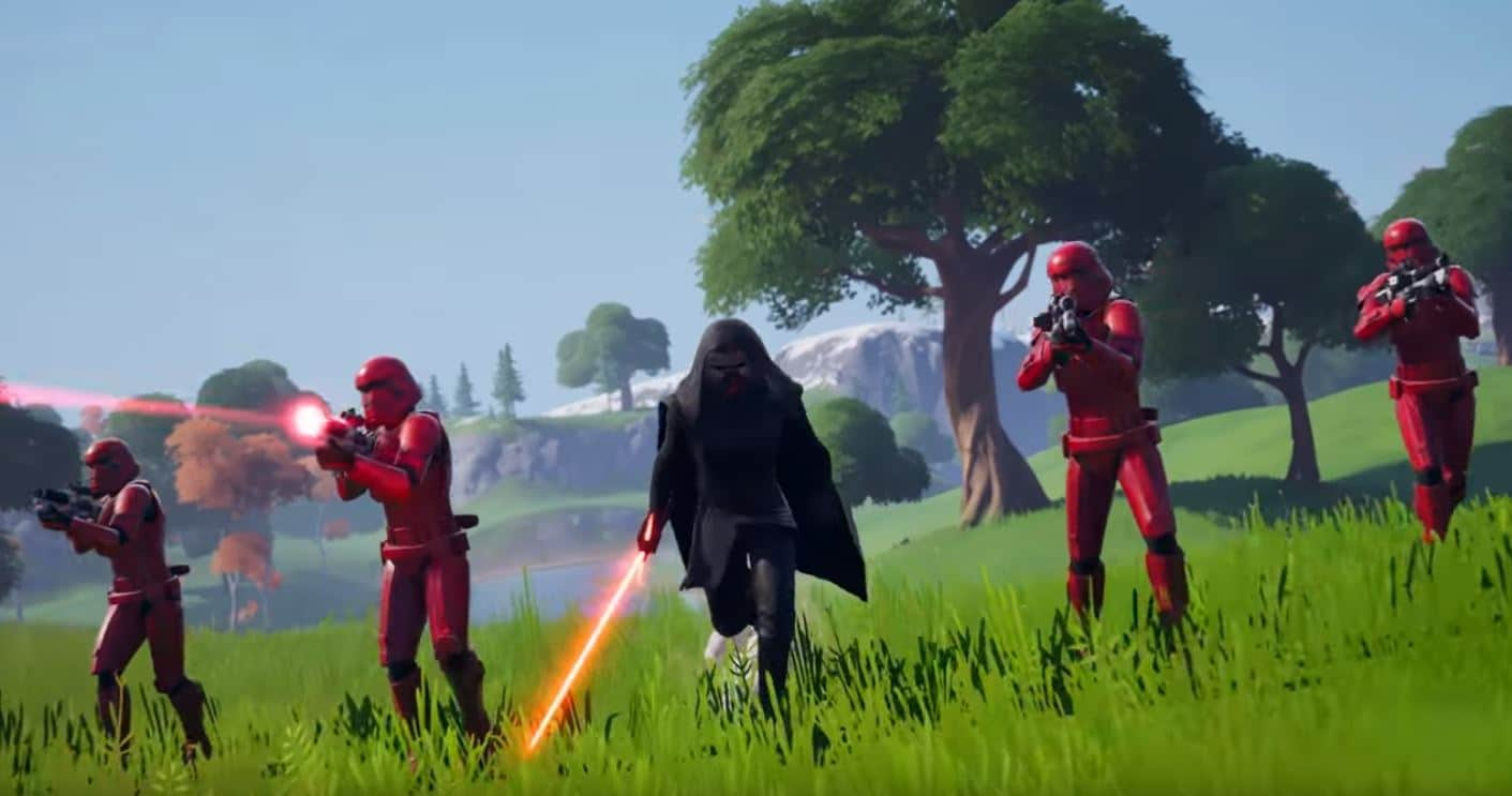 Fortnite Cape kylo ren fortnite skin leaked pickaxe, zorii bliss y-wing