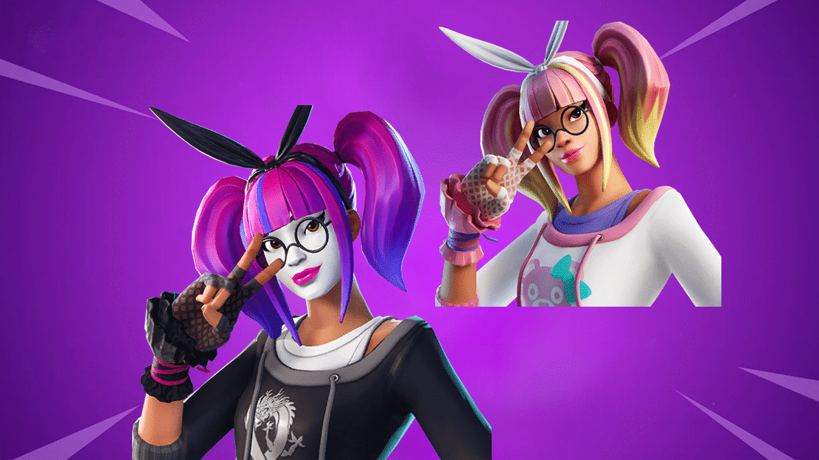 Fortnite Lace Skin Style Leaked in the v11.21 Update
