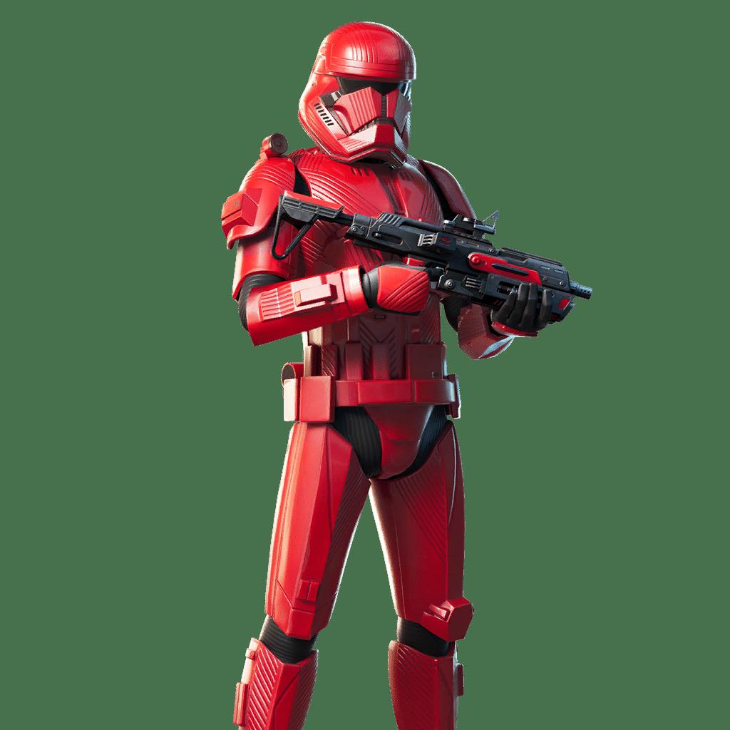 Fortnite Sith Trooper Skin