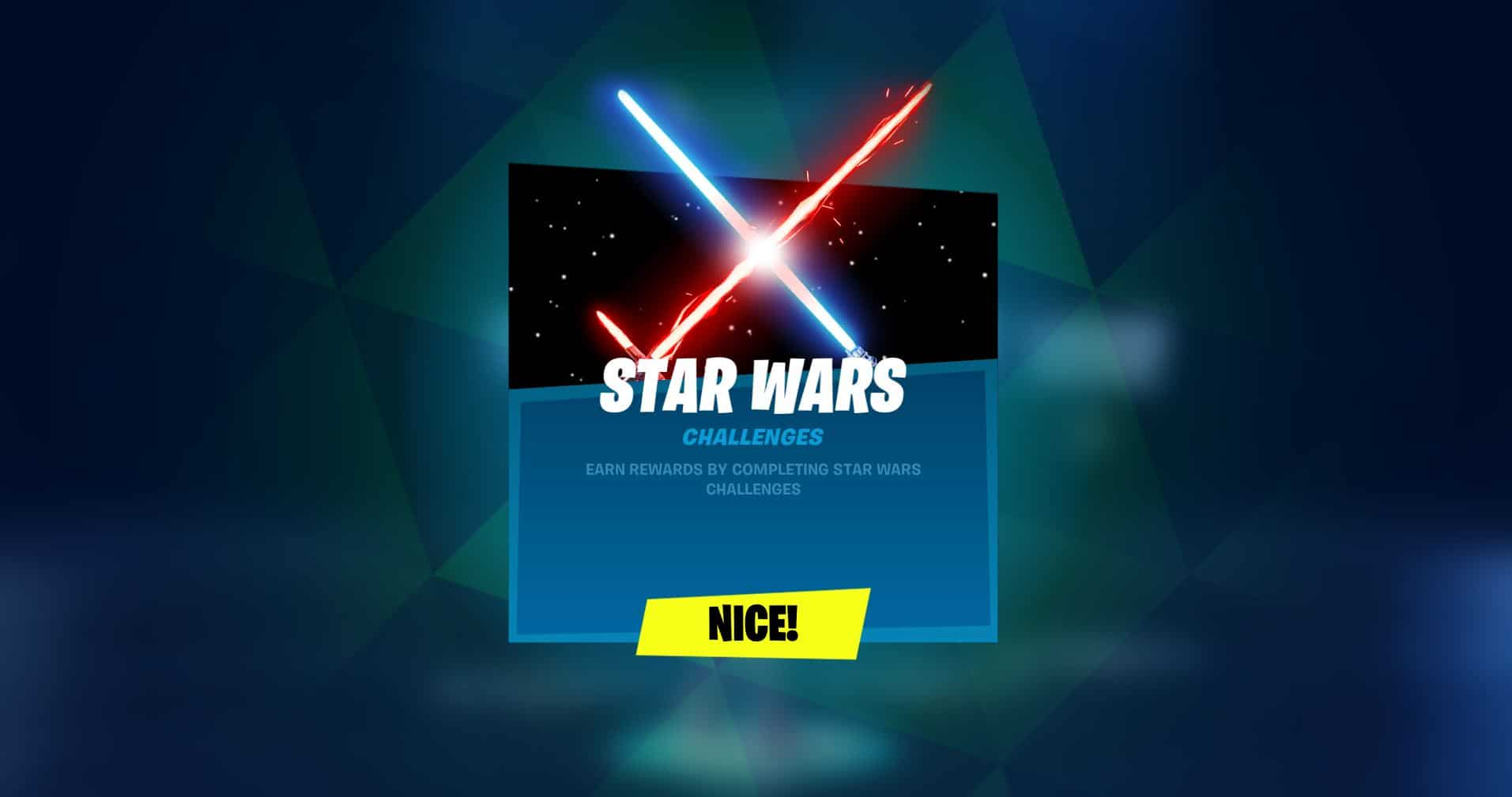 Fortnite Star Wars Challenges