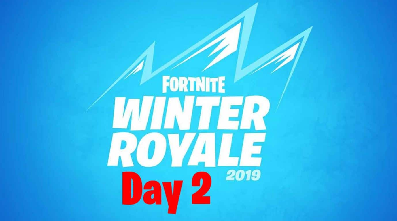 Fortnite Winter Royale Duos Day 2 Scoring System Format Prize Pool Schedule Start Times Leaderboards Fortnite Insider