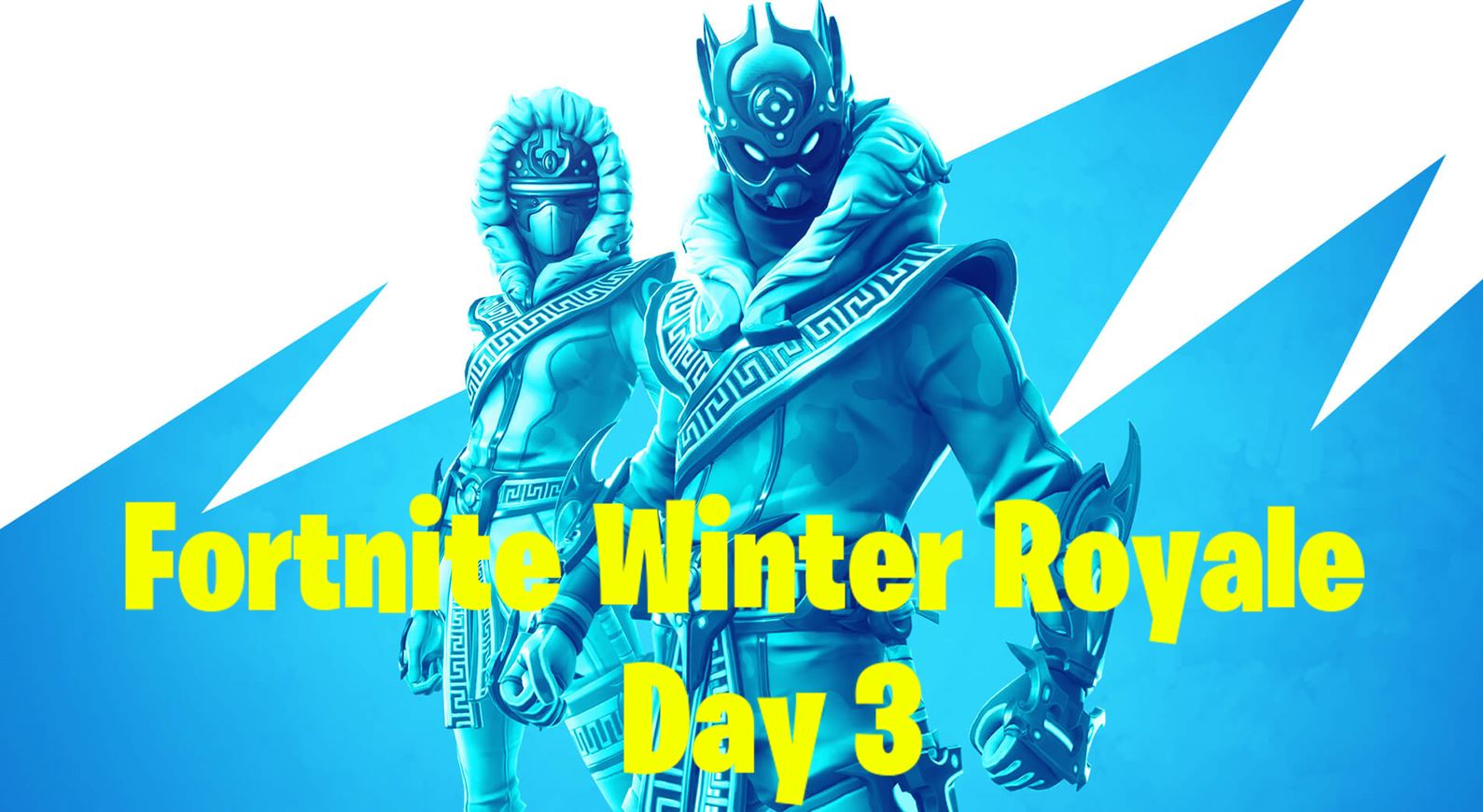 Fortnite Winter Royale Day 3
