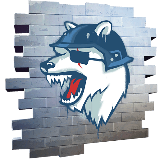 Fortnite Winterfest Day 13 Reward - Polar Renegade Spray