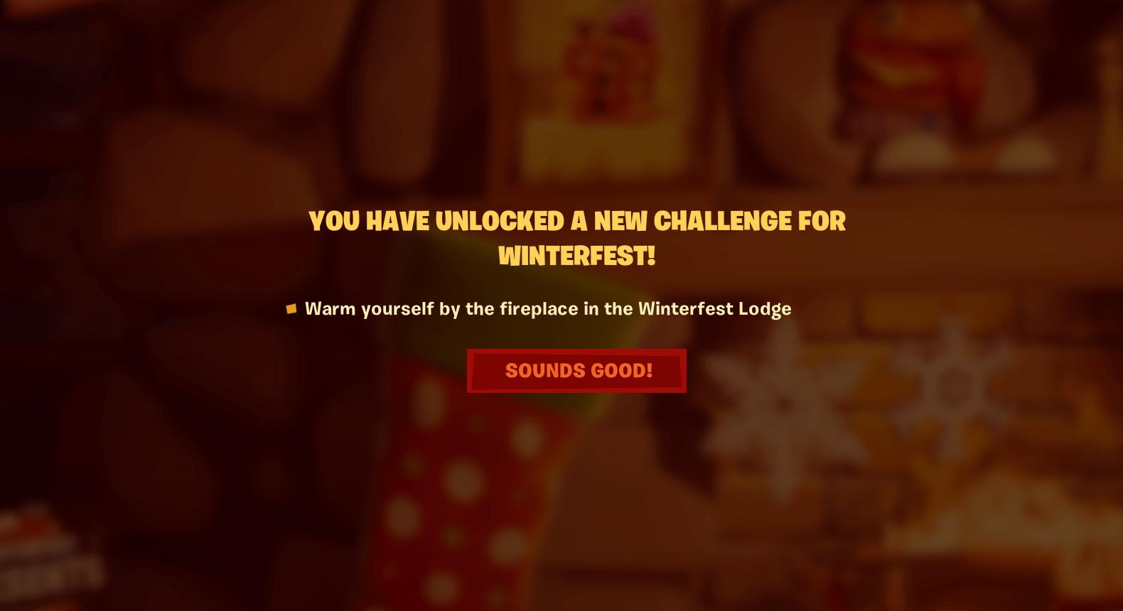 Fortnite Winterfest Day 5 Challenge Unlocked