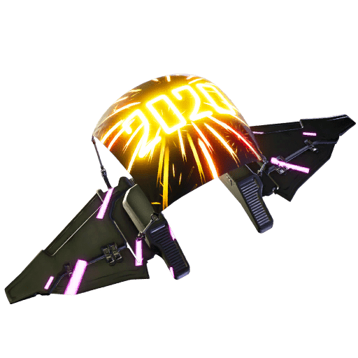 Fortnite Winterfest Day 15 Reward- 2020 Glider