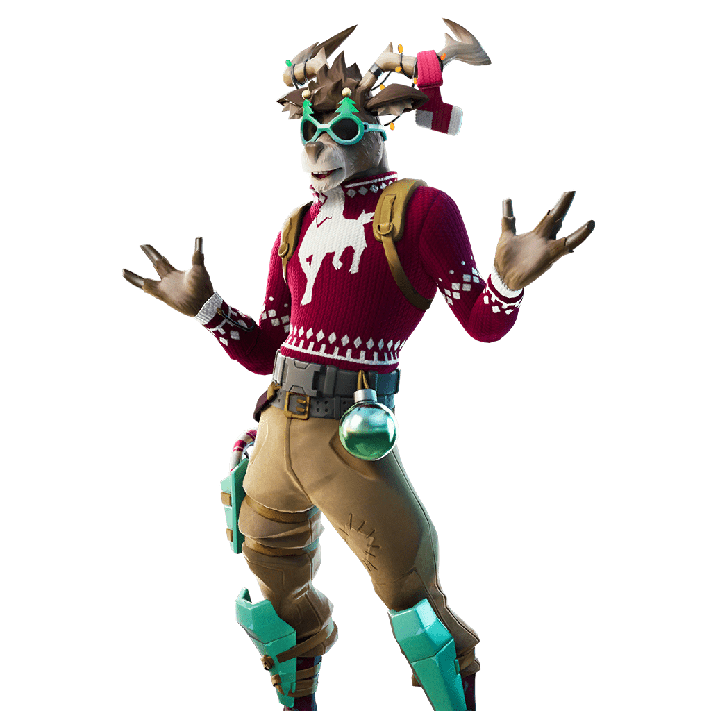 Fortnite Winterfest 2019 Day 3 Challenge & Reward Now Live