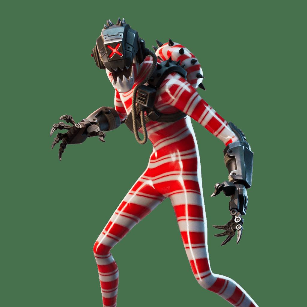Fortnite v11.30 Leaked Skin - Kane