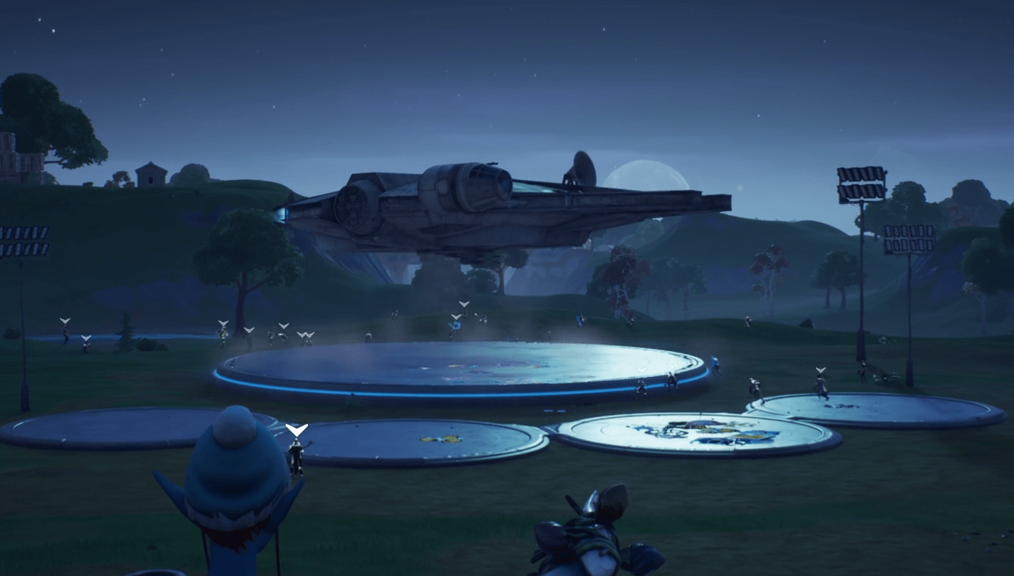 fortnite star wars event - photo #25