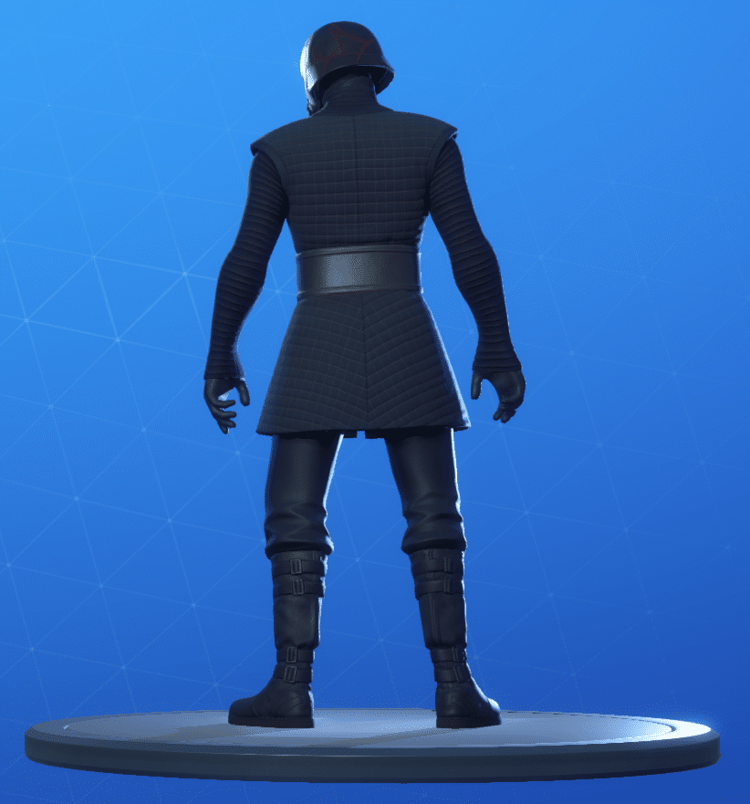 Fortnite New Star Wars Kylo Ren and Zorii Bliss Skins and ...