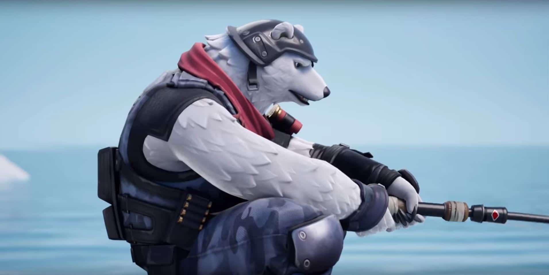 Polar Patroller Fortnite Skin
