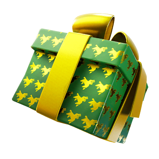 Re-Gifter Fortnite Back Bling