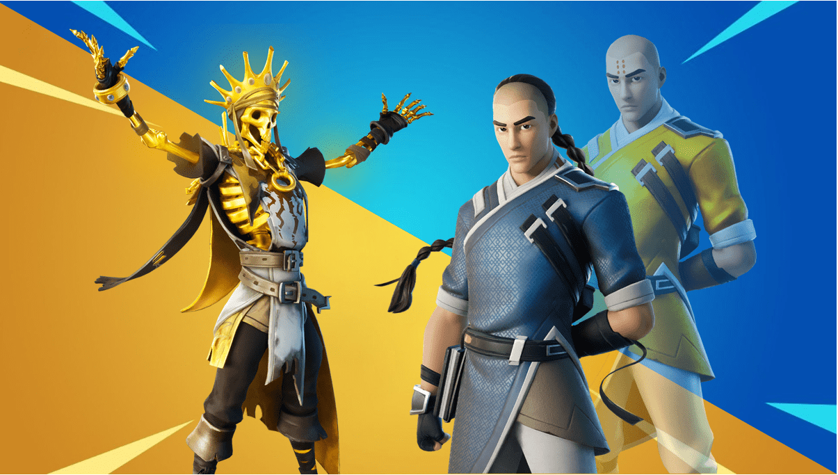All Unreleased Fortnite Leaked Skins, Back Blings, Pickaxes, Emote & Wraps From v11.40 as of January 22nd