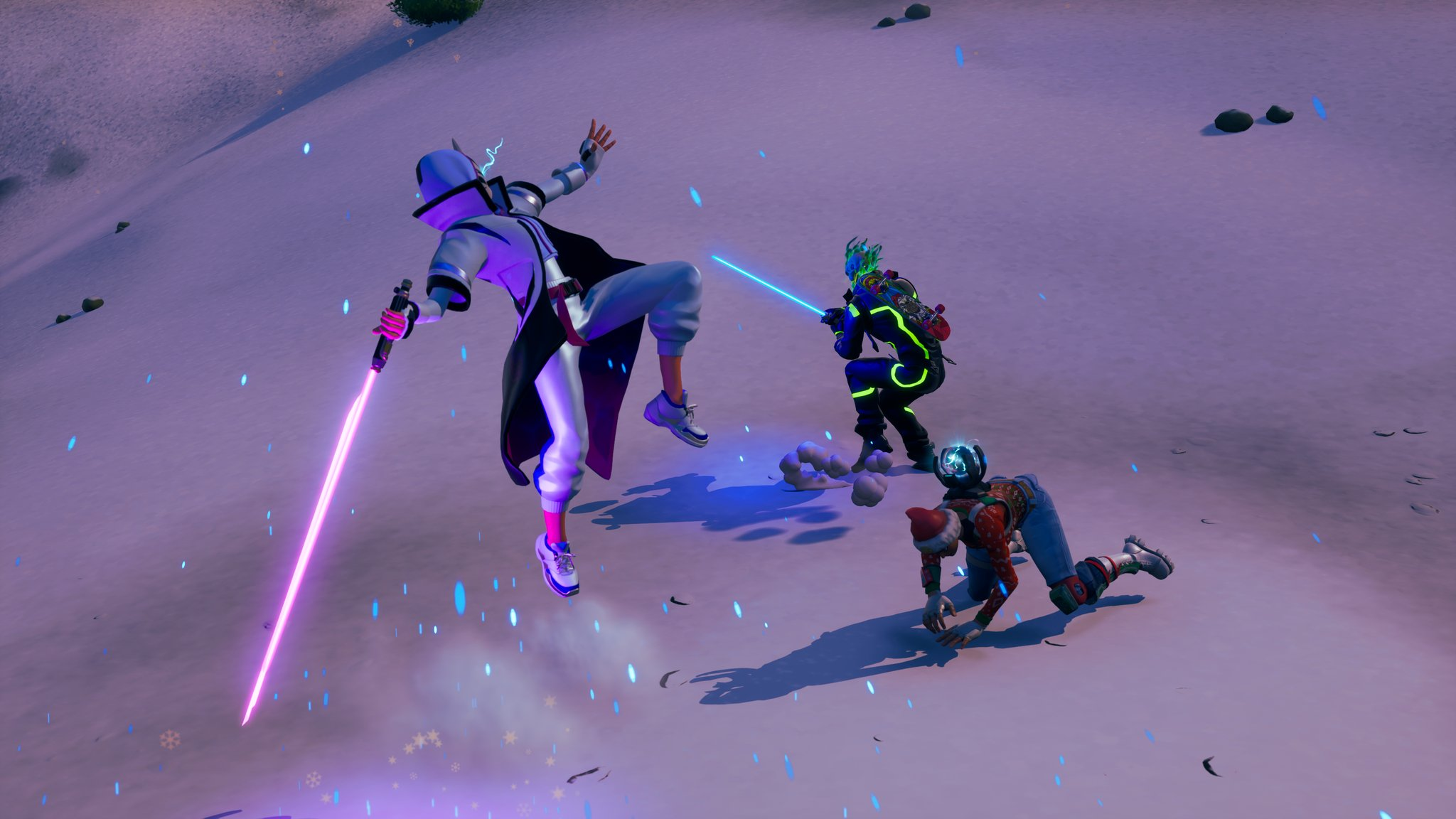 Lightsabers Weapon Removed from Fortnite