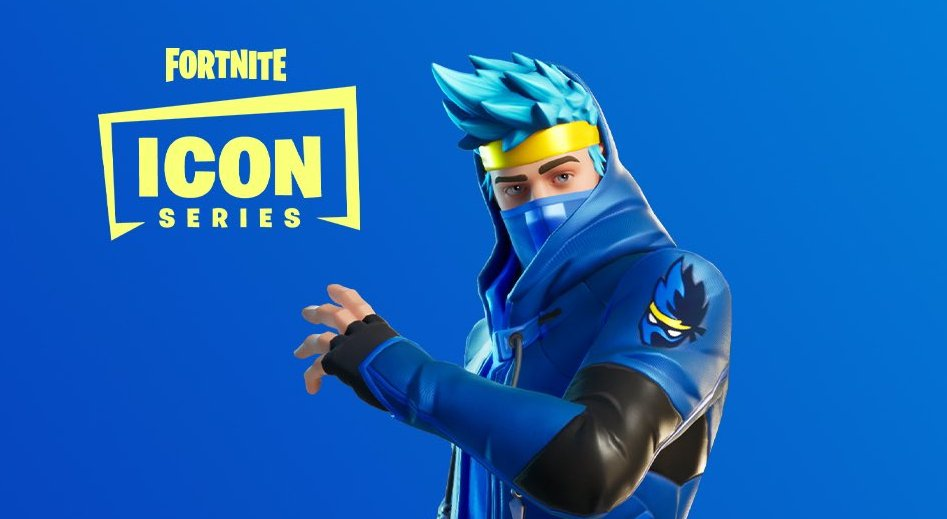 Fortnite Ninja Skin Leaked